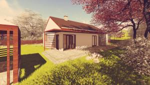 Mounatin House 1